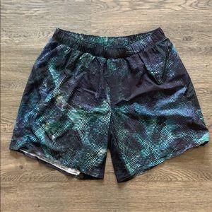 LIMITED EDITION lululemon shorts (SEAWHEEZE '16)